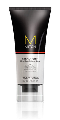 Mitch Steady Grip Firm/Hold Natural Shine Gel