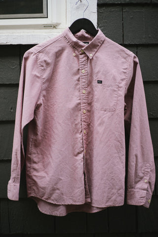 RVCA Button Down
