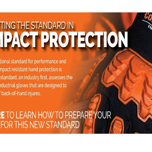 New Standard for Impact Protection | Majestic Glove - Global Construction Supply