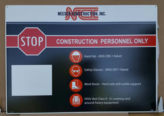 Custom Signs | Global Construction Supply