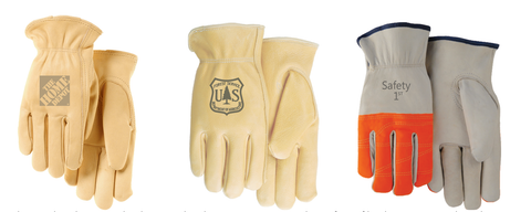 Branding - Glove Customization | Global Construction Supply