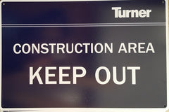Custom Construction Site Sign |Global Construction Supply
