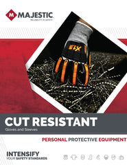 Majestic Glove Cut Resistant Gloves | Global Construction Supply