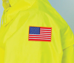 Custom Embroidered Patches - Safety Apparel Customization | Global Construction Supply