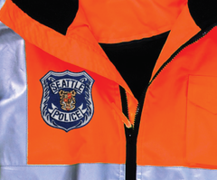 Custom Embroidered Patches - Safety Apparel Customization   Global Construction Supply