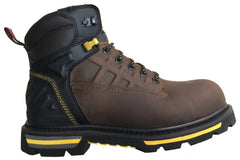 Stanley Men's Dexterous 6 Inch Steel Toe Work Boot