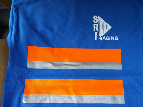 Custom logo safety t-shirts |Global Construction Supply