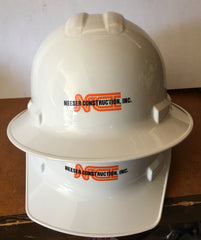 Custom Neeser Construction Hard Hats