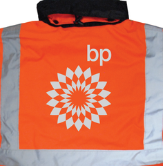 Custom 3M Reflective Heat Transfer - Safety Apparel Customization | Global Construction Supply