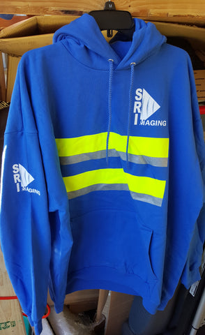 Custom Safety Hoodie SRImaging |Global Construction Supply