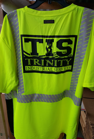 Custom Safety Shirt Trinity Industrial |Global Construction Supply