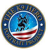 The K9 Hero Portrait Project
