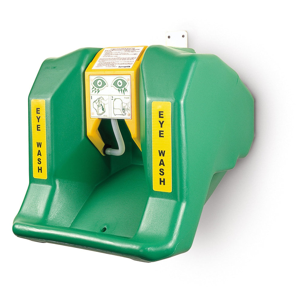 Radians VisionAid™ 16 Gallon Emergency Eyewash Station: Global Construction Supply