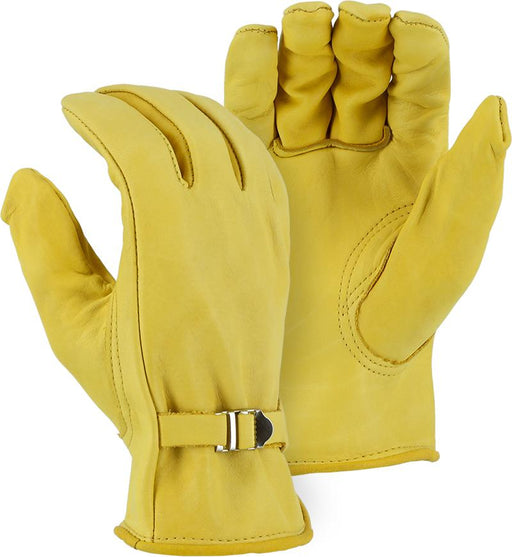 Majestic 1509 A Grade Cowhide Drivers Gloves (DOZEN) - Global Construction Supply