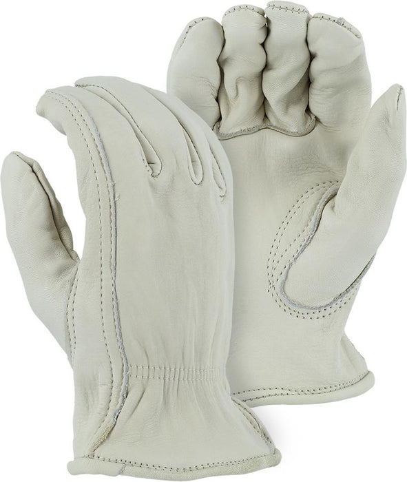 Majestic 1510 Top Grain Cowhide Leather Driver Gloves (DOZEN) - Global Construction Supply
