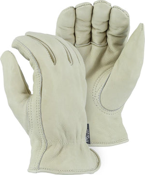 Majestic 1511T Cowhide Leather Driver Gloves,Thinsulate Lined (DOZEN)