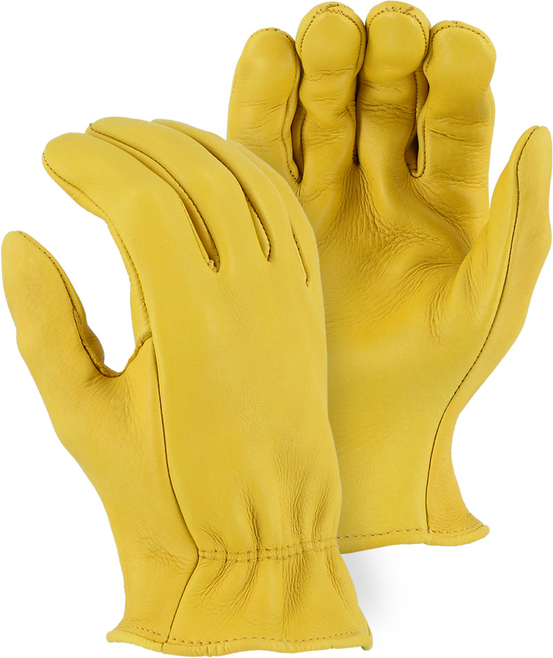 Majestic 1549 Elkskin Drivers Gloves (DOZEN)