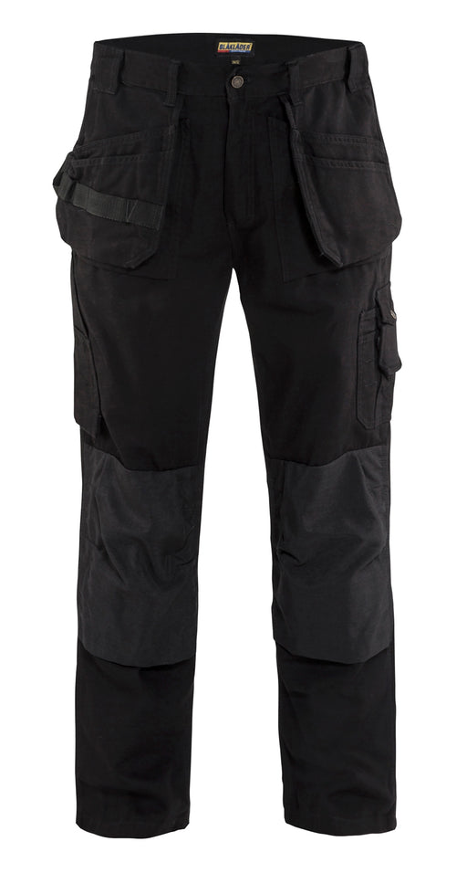 Blaklader Black Bantam Work Pants with Utility Pockets 1630