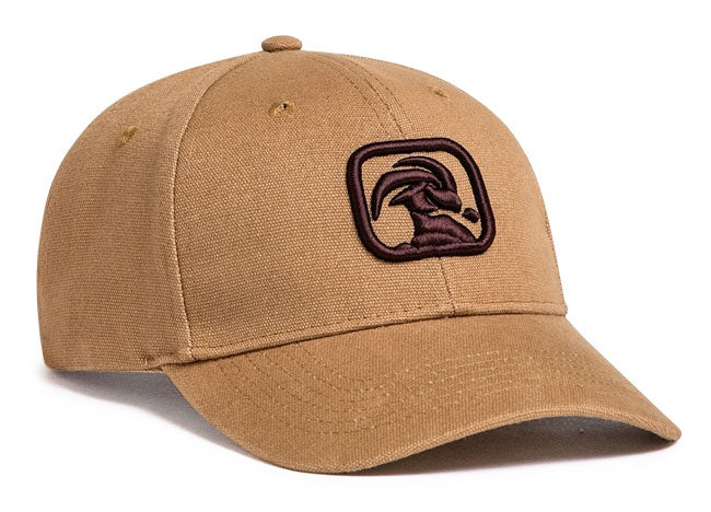Sample Image Color Buck Pacific Headwear 191C Cotton Duck Structured Hook-and-Loop Hat