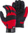 Majestic 2137R Armor Skin™ Hawk Mechanics Glove with Knit Back Red(DOZEN)