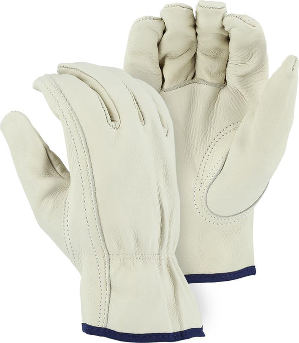 Majestic 2510 Cowhide Leather Driver Gloves (DOZEN) - Global Construction Supply