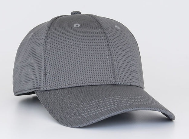 Custom Embroidered Pacific Headwear 285C Air-tech Performance Hook and Loop Hat