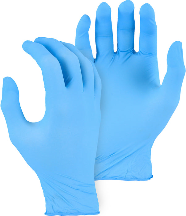 Majestic 3273 Disposable Industrial Grade 4 MIL Nitrile Glove (CASE)