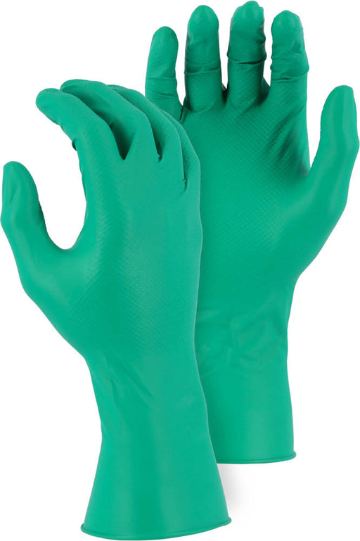 Majestic 3352AG Disposable Gloves with Embossed Fish Scale Pattern (CASE)