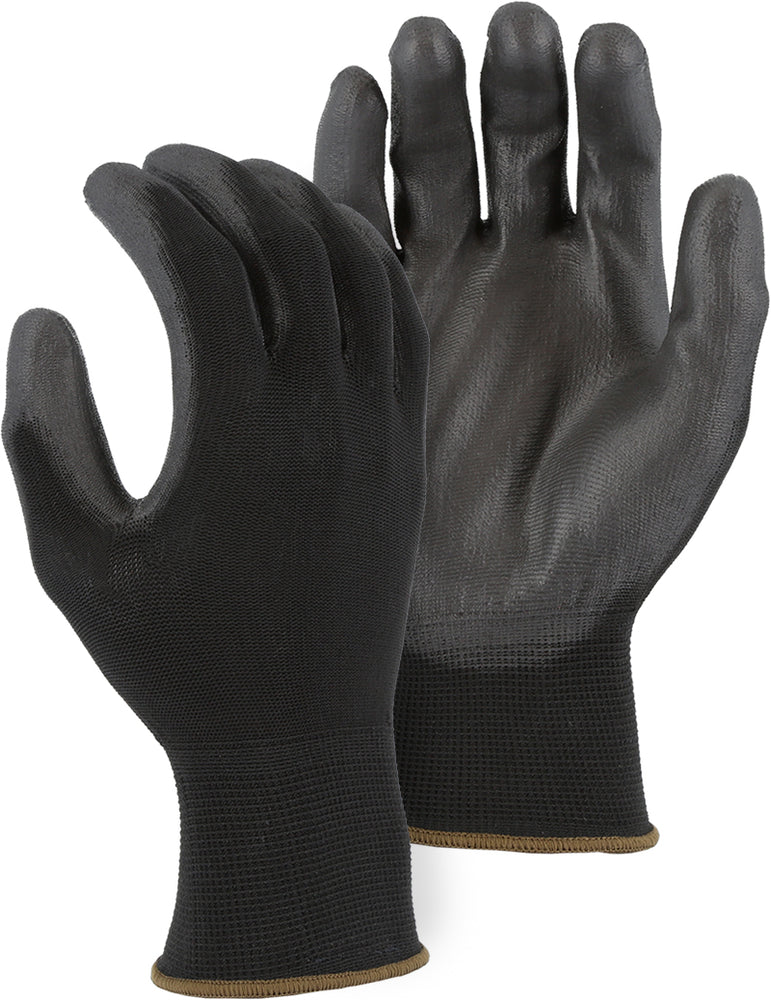 Majestic 3432 Polyurethane Palm Coated Glove on Nylon Liner (DOZEN)