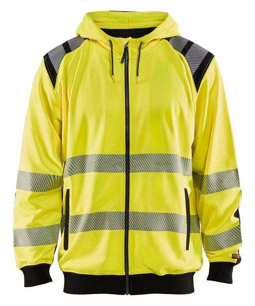 Blaklader Hi-Vis Hooded Sweatshirt 3446