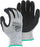 Majestic 35-1550 Cut-Less Watchdog® Knit Glove w Crinkle Latex Palm (DOZEN)