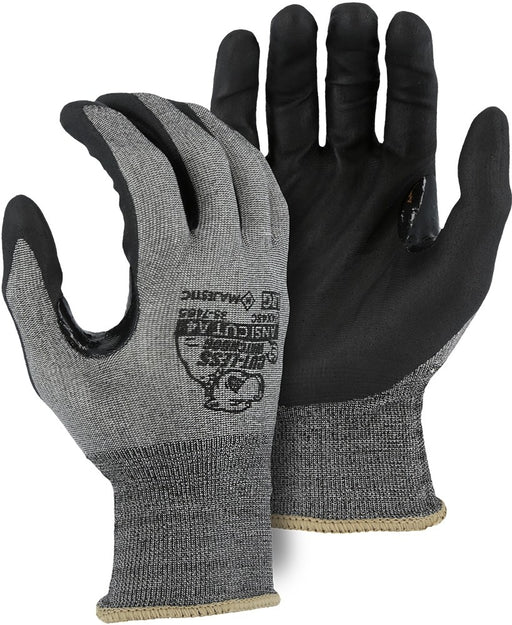 Majestic 35-7465 Foam Nitrile Palm Dipped Cut Resistant Glove (DOZEN)