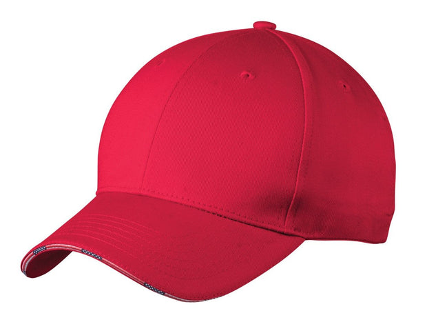 Port Authority® Americana Flag Sandwich Cap. C829: Global Construction Supply