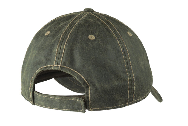 Port Authority® Pigment Print Distressed Cap. C924.: Global Construction Supply