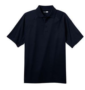 Dark Navy CornerStone CS414 EZCotton Tactical Polo