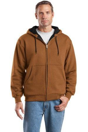 CornerStone CS620 Heavyweight Full Zip Hooded Sweatshirt - Global Construction Supply