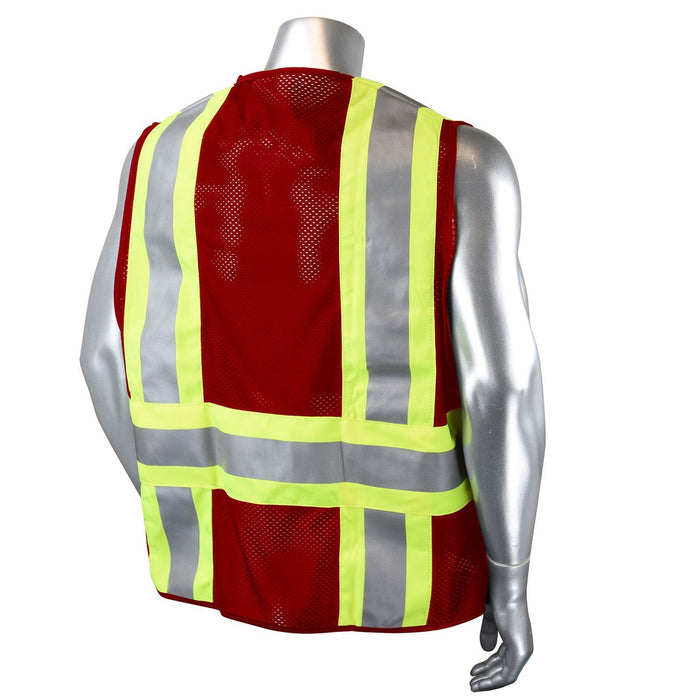 Radians CSV22  Custom Type O Class 1 Vest: Global Construction Supply