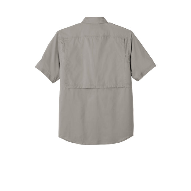 Carhartt Force ® Ridgefield Solid Short Sleeve Shirt CT102417 - Asphalt