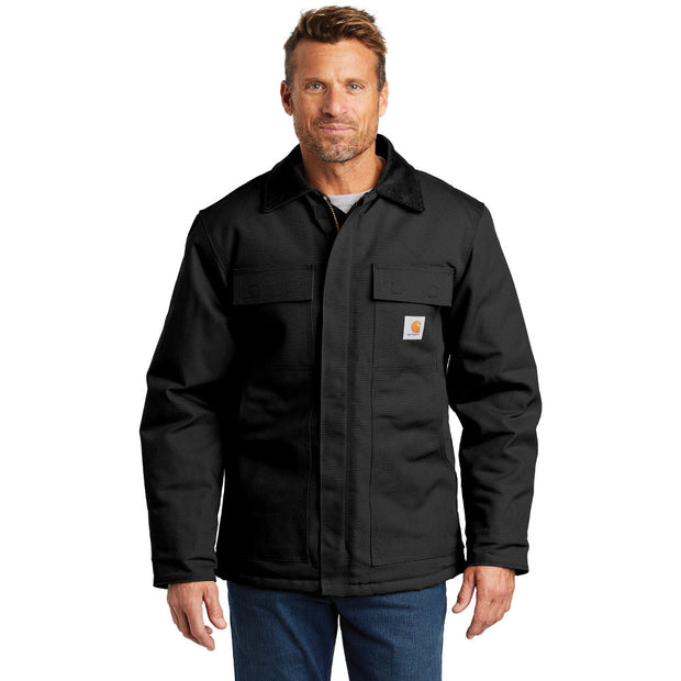 Carhartt ® Tall Duck Traditional Coat CTTC003 - Black