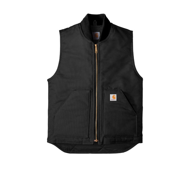 Carhartt ® Duck Vest CTV01 - Black