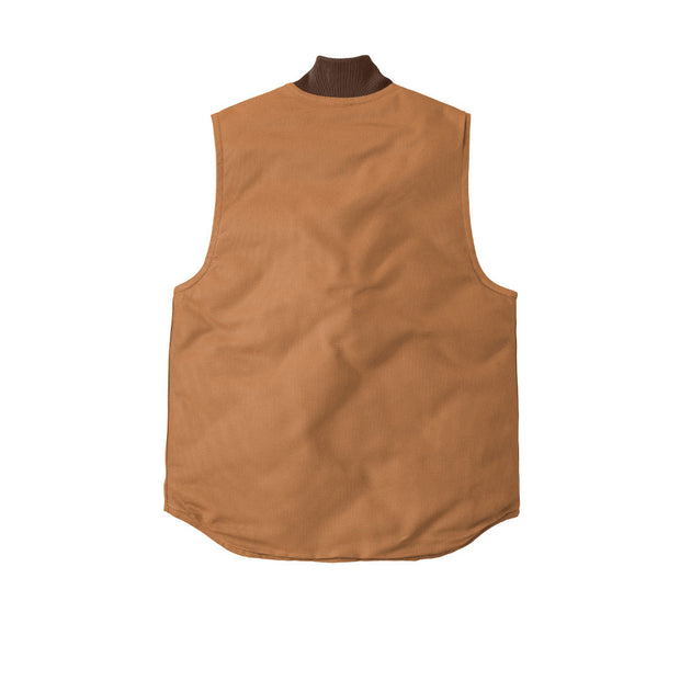 Carhartt ® Duck Vest CTV01 - Carhartt Brown