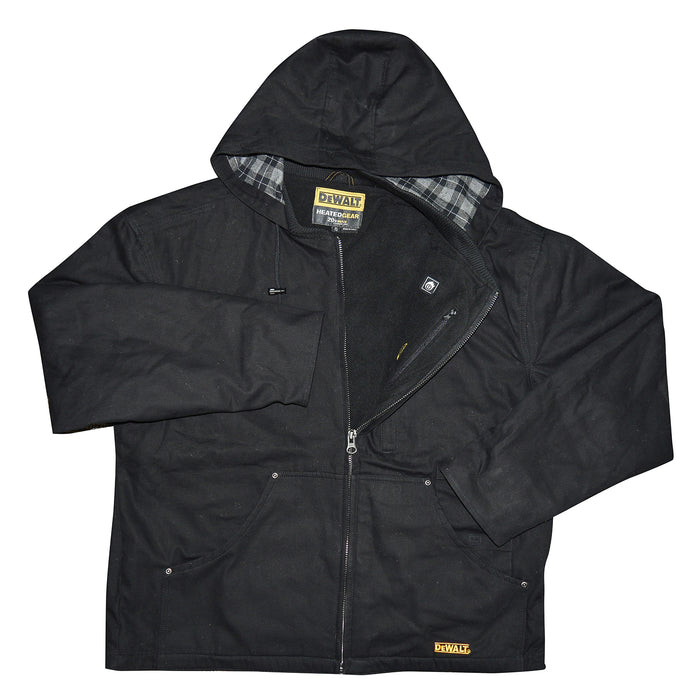 DeWALT DCHJ076ABD1 Heavy Duty Heated Work Jacket