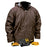 Tobacco DeWALT DCHJ076ABD1 Heavy Duty Heated Work Jacket
