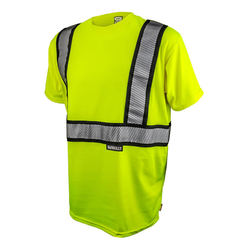 DeWALT DST911 Class 2 Modacrylic FR Short Sleeve T-Shirt - Global Construction Supply