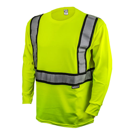 DeWALT DST921 Class 2 Modacrylic FR Long Sleeve T-Shirt - Global Construction Supply