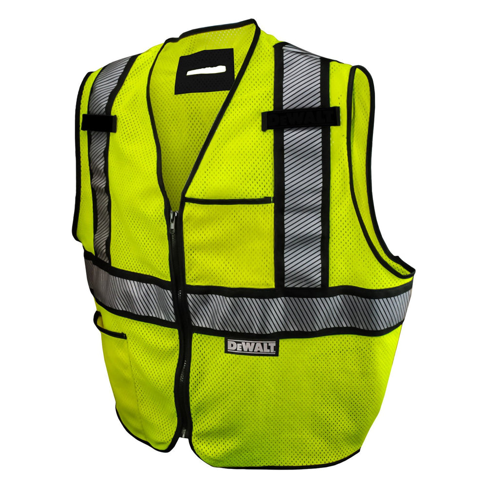 DeWALT DSV971 Class 2 Modacrylic FR Mesh Vest - Global Construction Supply