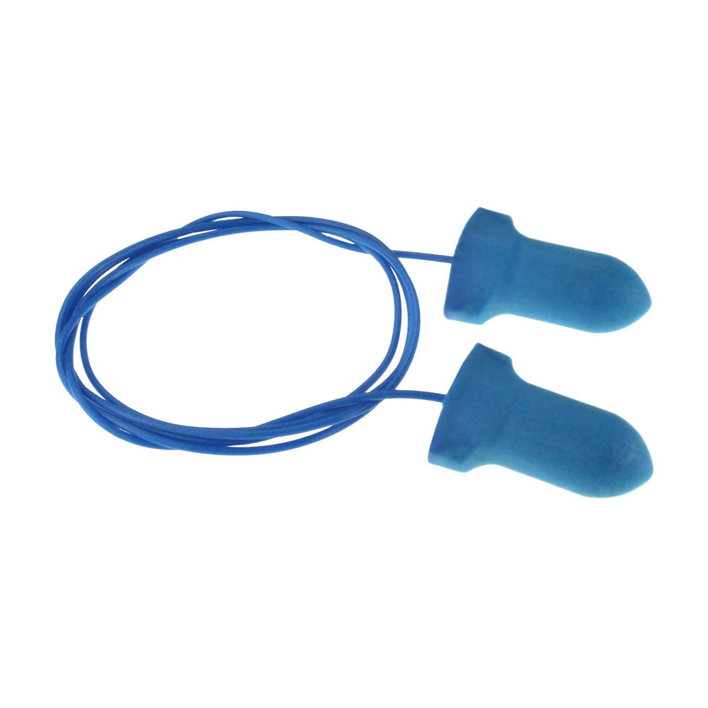 FP31MD Radians DETOUR® 32 Metal Detectable Foam Earplugs (Box/Case) - Global Construction Supply