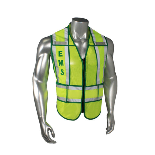 Radians LHV-207-SPT-EMS Custom EMS Safety Vest ANSI CL2: Global Construction Supply