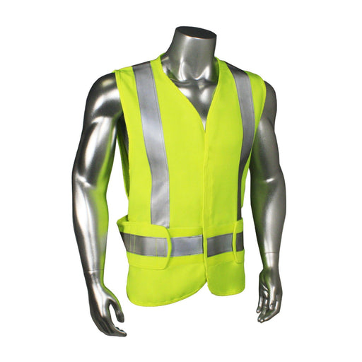 Radians FR Utilisafe™ FR LHV-UTL-A Fire Retardant Adjustable Safety Vest: Global Construction Supply