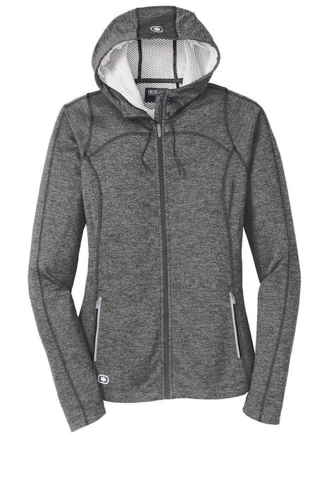 OGIO® ENDURANCE Ladies Pursuit 1/4-Zip. LOE501: Global Construction Supply